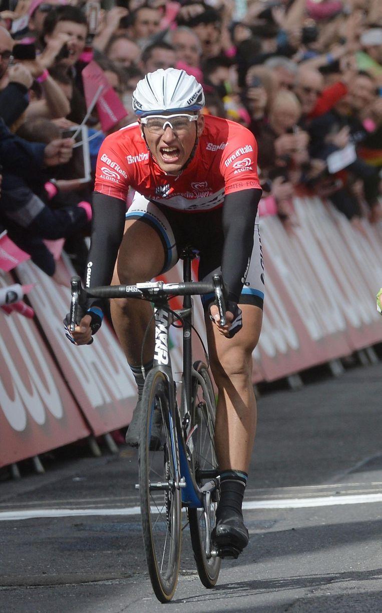 De Duitse wielrenner Marcel Kittel Beeld epa
