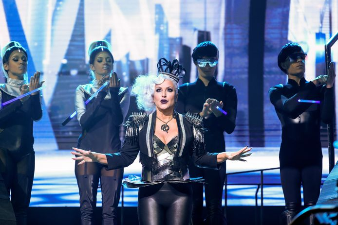 Anastacia in We Will Rock You