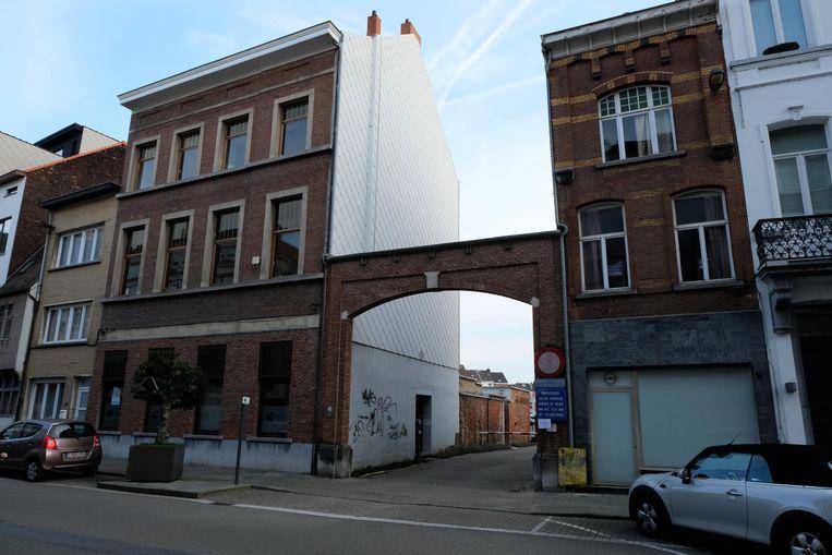 Het transitiehuis voor gedetineerden komt in de Hanswijkstraat in Mechelen.