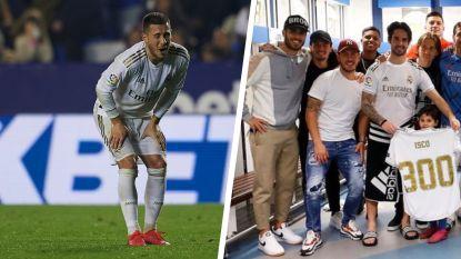 """Waarom Real Madrid de enkel van Eden Hazard in de VS laat opereren: """"Hij draait als een basketspeler"""""""