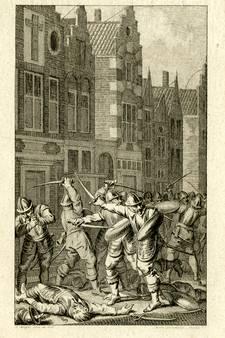 Terug in de tijd: de bloedigste veldslag in de geschiedenis van Gorinchem