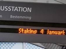 Staking legt busvervoer in Twente plat: ook vanavond geen bussen
