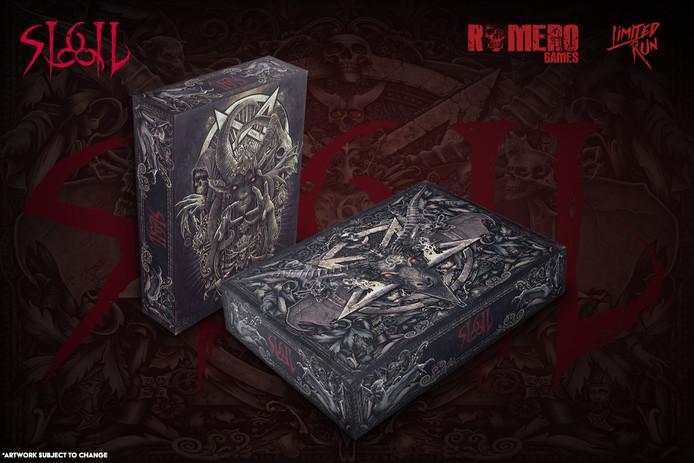 Doom Sigil box