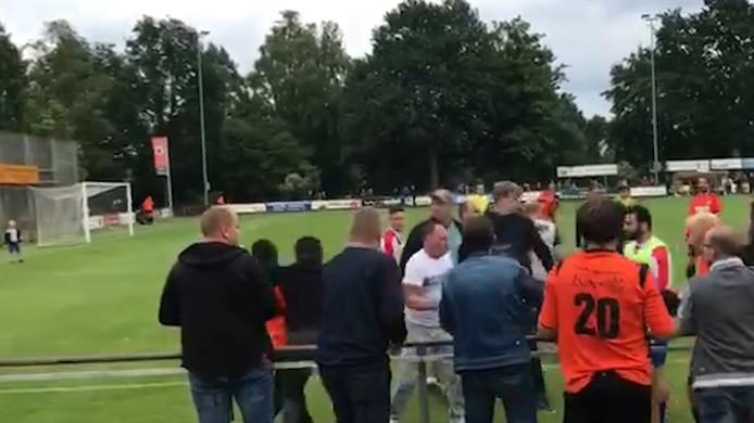 BIJ ZVV'56 - IJsselstreek sloeg de vlam in de pan.