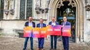 """Dit zijn de nieuwe naam en het campagnebeeld voor winter in Brugge: """"Warm, zoals het lichtspektakel en onze stad"""""""