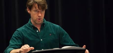 Tenor Peter Gijsbertsen zoekt mogelijkheden om te zingen