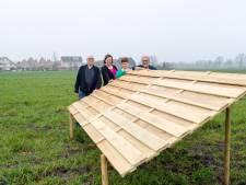 Bewoners Waterinkweg Lemelerveld zetten zich schrap tegen zonnepark voor de deur