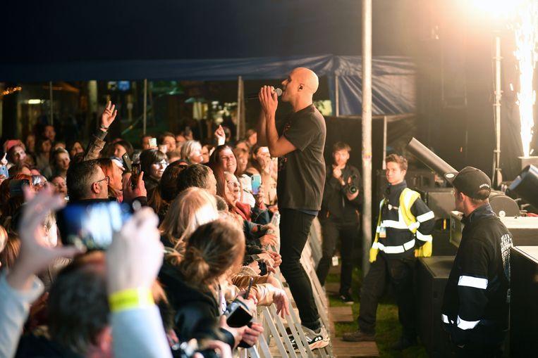 Wild in 't Park pakte vorig jaar nog uit met een concert van Milow.