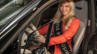 Miss Exclusive krijgt BMW onder de billen