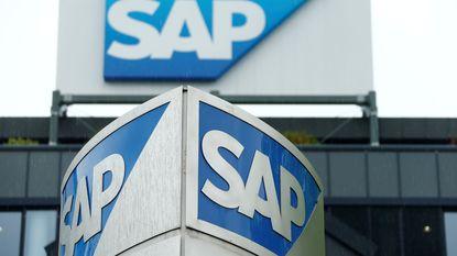 Duitse softwaregigant SAP eet niet langer zijn eigen 'hondenvoer'