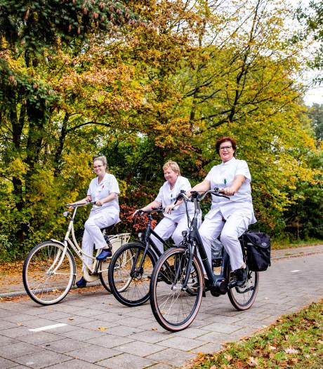 Beloning voor fietsend personeel: 'Juist in het najaar is bewegen belangrijk'
