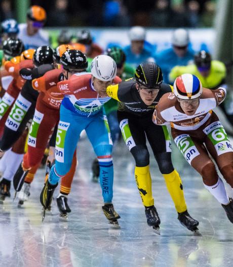 Marathonpeloton trapt vierdaagse af in Enschede