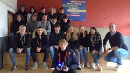 GO! Atheneum Herzele focust op innovatief ondernemen bij de leerlingen LO-Sport