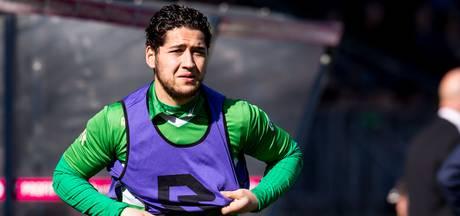 Achahbar op huurbasis van PEC Zwolle naar NEC