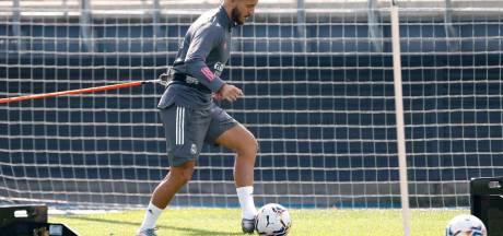 Victime d'une nouvelle blessure, Eden Hazard sera absent plusieurs semaines