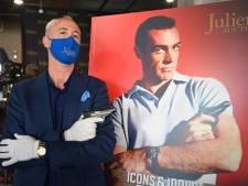 James Bond-pistool Sean Connery verkocht voor 250.000 dollar