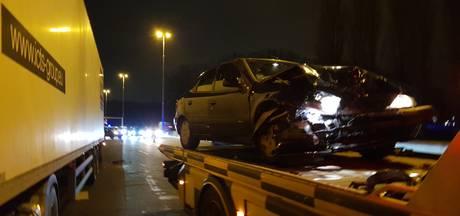Ongeluk zorgt voor flinke vertraging op Pleijroute bij Arnhem