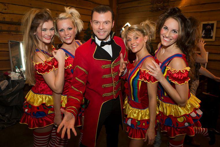 Filip D'haeze is van de partij met de feestband Swoop