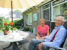 Jan en Corrie Zegelaar zijn elke dag op vakantie in 'hun eigen' Kuipersveer