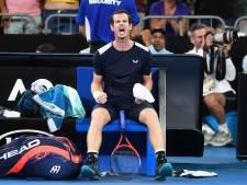 Murray krijgt wildcard voor Australian Open: 'Nu al een hoogtepunt'
