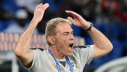 Michel Dussuyer stapt op als bondscoach van Ivoorkust na mislukte Africa Cup