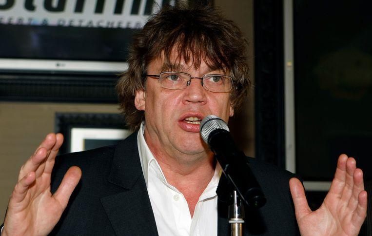 Henk Westbroek in 2008.