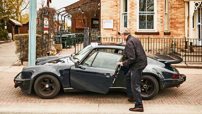 Bill MacEachern gebruikt nog steeds vrijwel dagelijks zijn Porsche 911