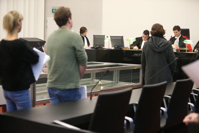 Op maandagochtend vond de samenstelling van de jury plaats.