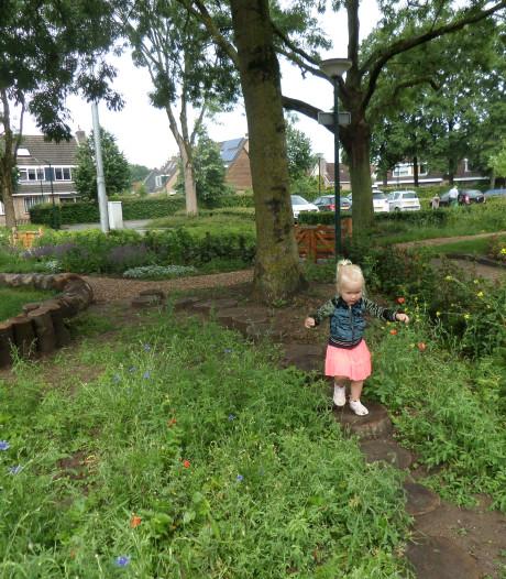 Natuurtuin in Woudrichem opent woensdag: buitengewone tuin voor jong en oud