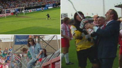 Nagelbijten, nektapijten en een 42-jarige bonk als held: de legendarische laatste bekerfinale van Antwerp