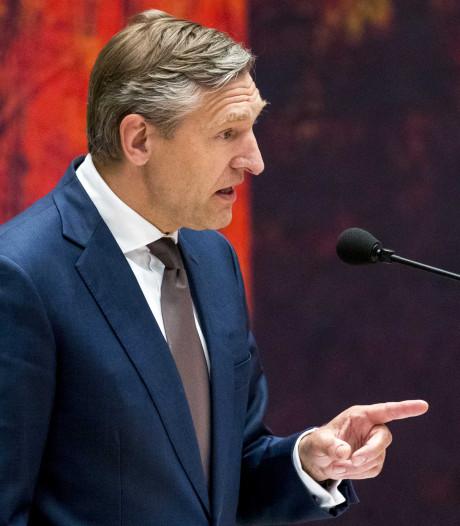 LIVE | Buma sneert: Wilders, grenzen overschreden