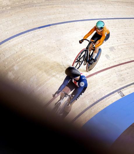 Van Riessen naar kwartfinales sprint op WK, Braspennincx uitgeschakeld