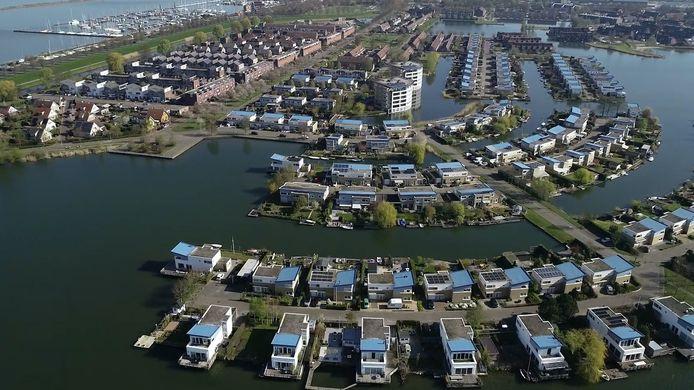 Videostill Stilte in Beeld: Lelystad
