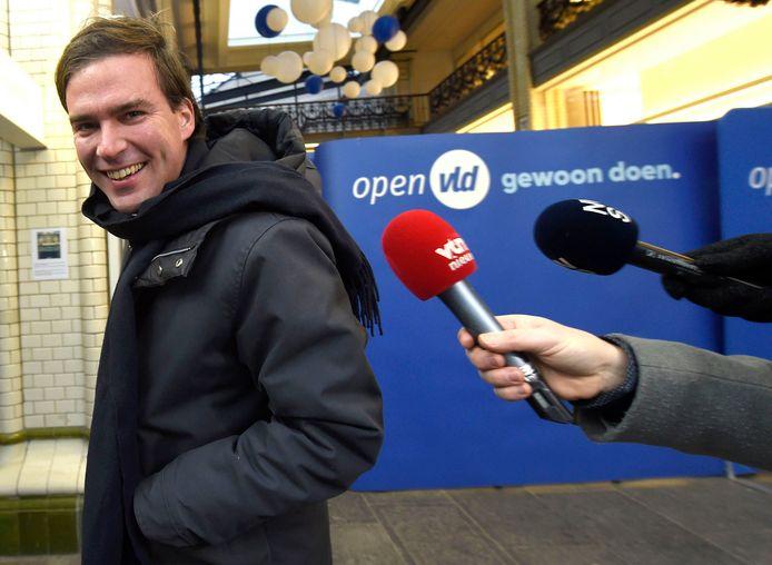 Mathias De Clercq (Open Vld)