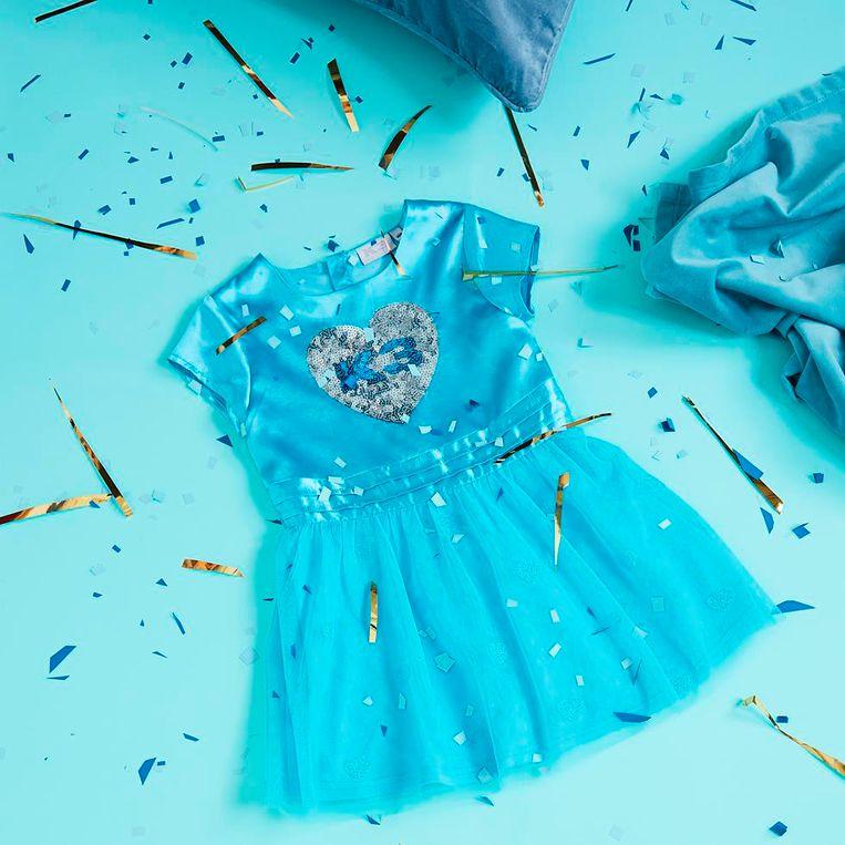 Het nieuwe K3-jurkje is superschattig.