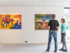 Bijzondere ode aan Jan te Wierik in Haaksbergse galerie