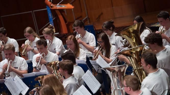 """Brassband Willebroek start eigen 'Academy': """"Coronacrisis gaf ons tijd dit project te realiseren"""""""