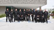 Gespecialiseerd interventieteam van politie Westkust krijgt make-over