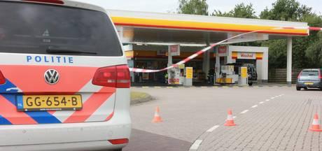 Tankstation enige tijd afgesloten door lekkend gas uit busje