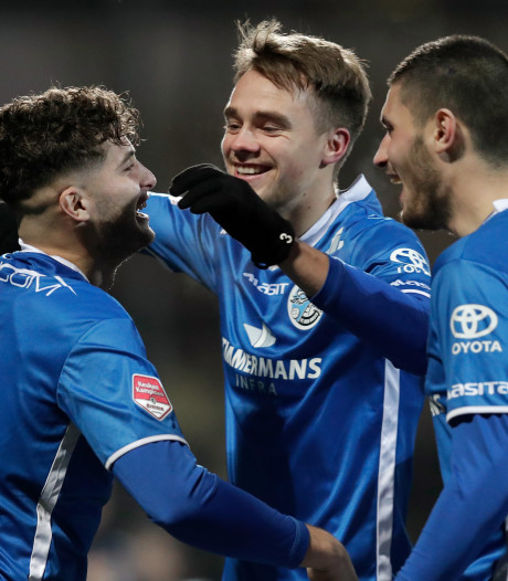 Eindejaarsrapport | Transfermarkt is grootste gevaar voor FC Den Bosch