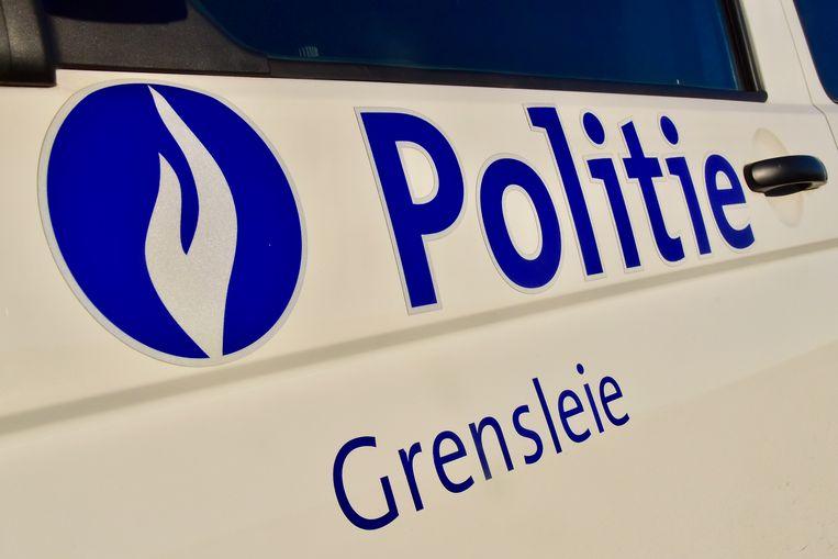 De politie van de zone Grensleie