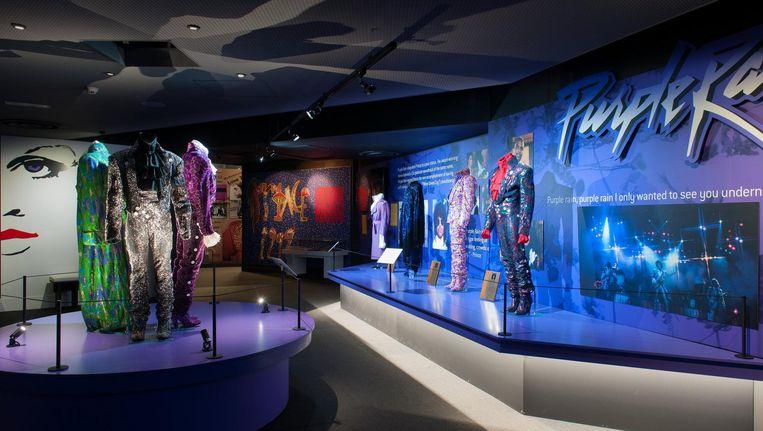 Na een succesvolle looptijd in de Londense O2, wordt de tentoonstelling My Name Is Prince naar Nederland gebracht. Beeld -