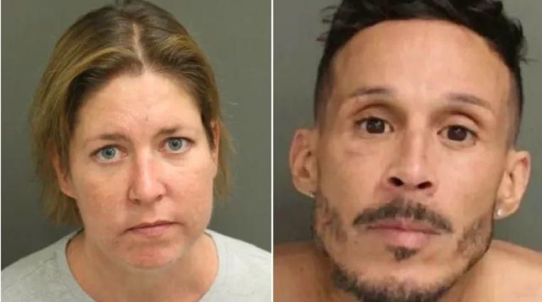 Links: Sarah Boone. Rechts: Jorge Torres.