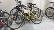 Tientallen gestolen fietsen staan te wachten op eigenaars in politiecommissariaat