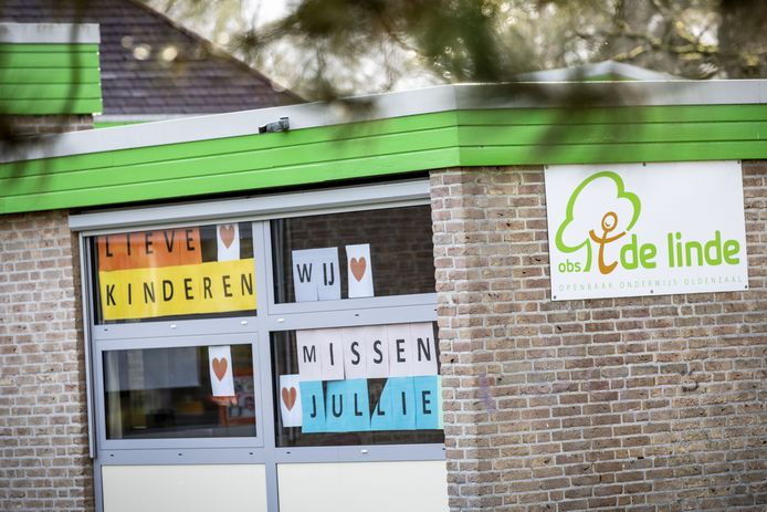 Kinderopvangorganisatie Kiekeboe vangt peuters op in  de openbare basisschool de Linde.