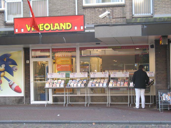 Videoland in Dordrecht.