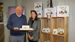 Noble Chocolates opent vrijdag een shop in de Handelsstraat in Veurne