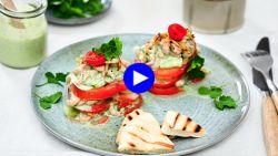 Tomaat-garnaal met een Aziatische twist? Het verrassende recept van Seb en Simon uit 'Mijn Keuken, Mijn Restaurant'