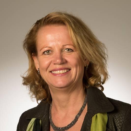 PvdA-raadslid Hanny van Nunen.
