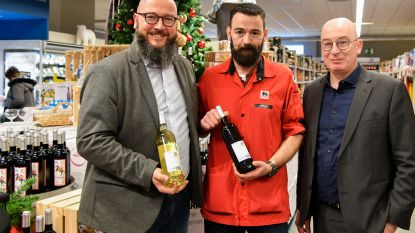 Zet dit jaar eens een 'Ros Beiaard-wijn' op de feesttafel:  ook Delhaize draagt steentje bij aan historisch erfgoed